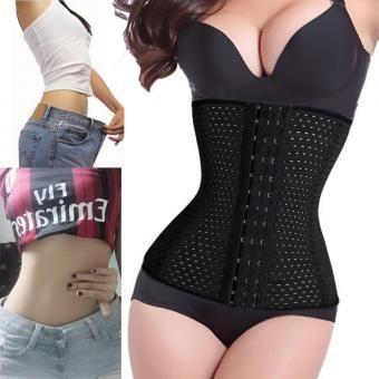Compra Faja Modeladora Tipo Corsé Reductora de Tallas - Negro online ✓ Encuentra los mejores productos Fajas Mujer Tomtop en Linio México ✓