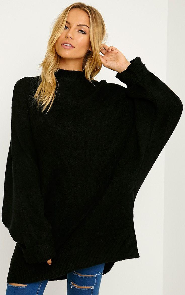 black-sweater-women