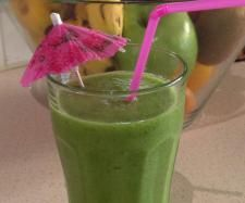 Recipe Tropical Green Smoothie by Thermosherrie - Recipe of category Drinks