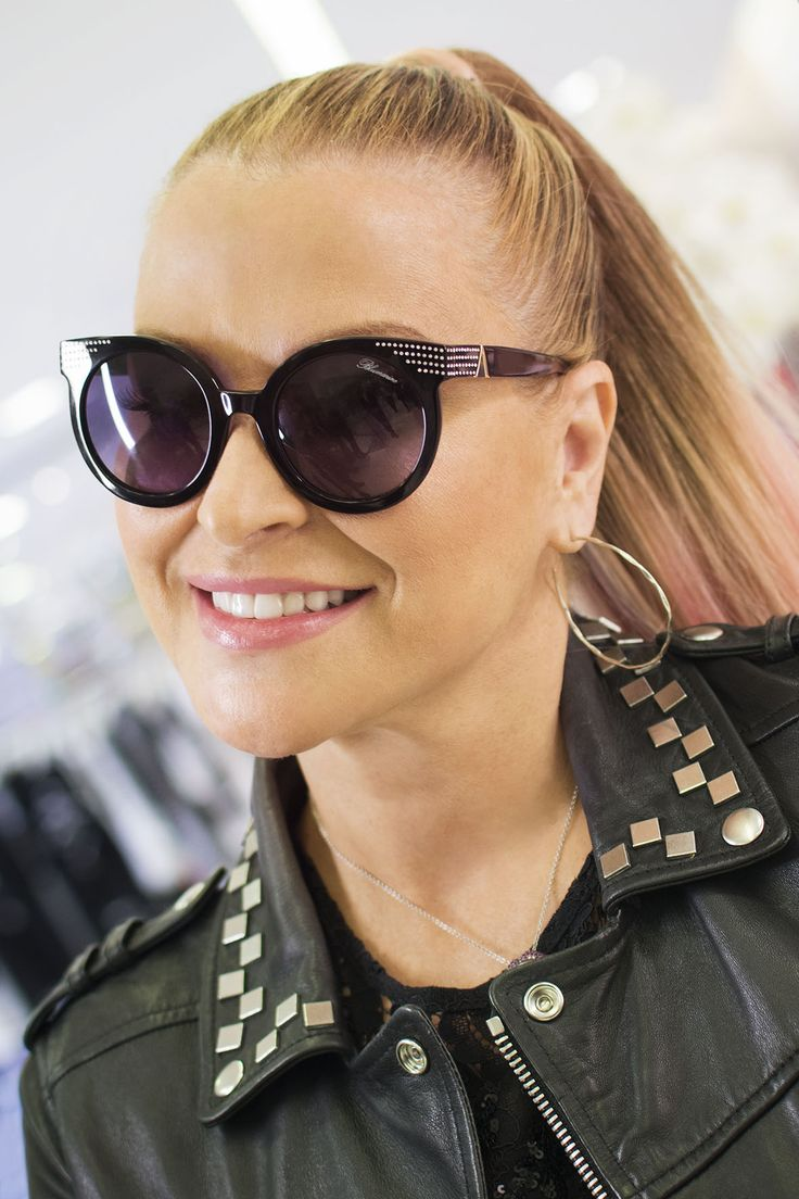 Blumarine Spring Summer 2016 Eyewear by Anastacia • Products with selling limitations in specific countries. For further info please contact De Rigo: infoblumarinebyanastacia@derigo.com #BlumarinebyAnastacia #Anastacia