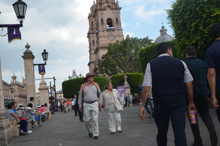 Thelma Aquique, secretaria de Turismo, informó que como resultado de la presencia que tuvo Morelia en el Tianguis Turístico llevado a cabo en Guadalajara en días pasados, el municipio se ...