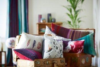 Brand New Amazilia Cushions