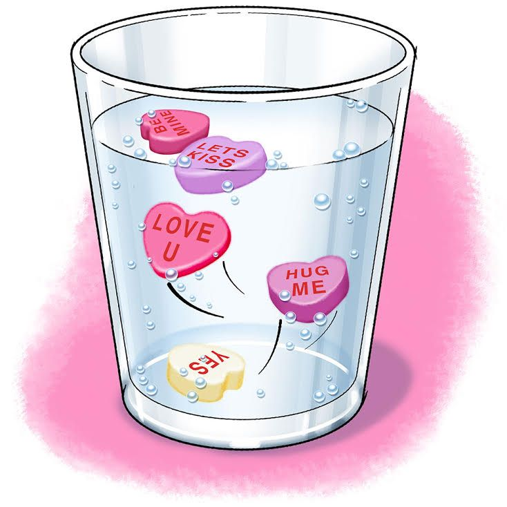 A Valentine's Day chemistry challenge from Science Buddies