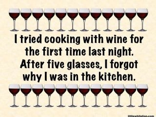 LOL!: Kitchens, Laughing, Funny Things, Wine Quotes, Wine Funny, Funny Stuff, Funny Quotes, Cooking, True Stories