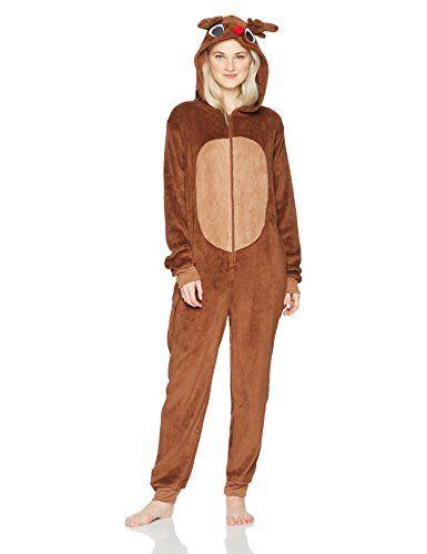 View on Amazon                                                                                         ... http://darrenblogs.com/us/2017/11/25/derek-heart-womens-reindeer-zip-up-jumpsuit/