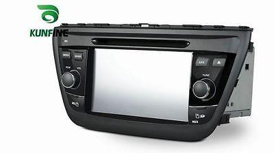 Price - $289.56.ㅤㅤㅤ                Quad Core Android 5.1 Car Stereo DVD GPS Naviation for Suzuki SX4 S Cross 14