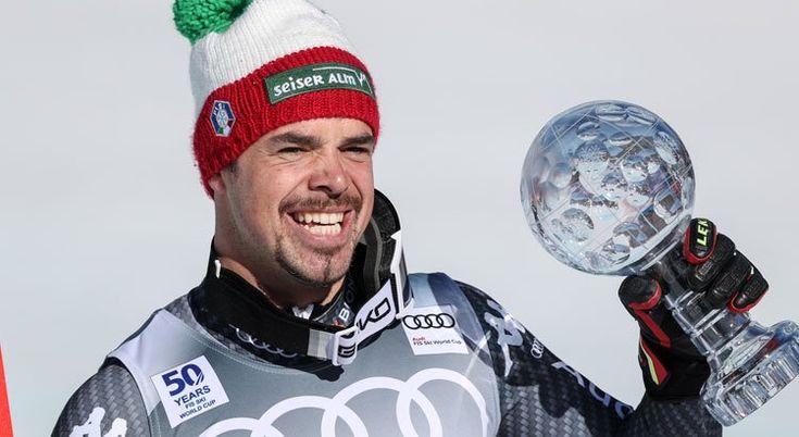 Peter Fill, diciannovesima Coppa di specialità nella storia dello sci maschile