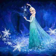 Images of Elsa the Snow Queen from Frozen.