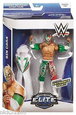 SIN CARA HUNICO WWE Elite 32 Wrestling Figure KALISTO Lucha Dragons Tag Team