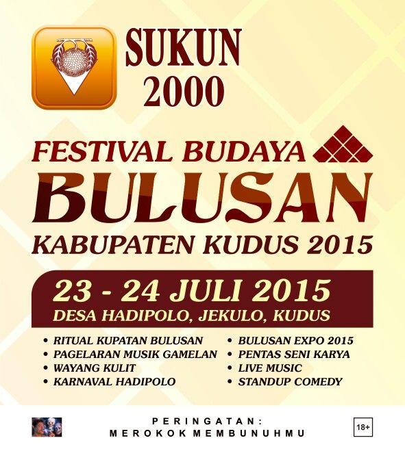 Festival Budaya Bulusan