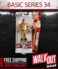 JOHN CENA WWE MATTEL BASIC SERIES 34 ACTION FIGURE TOY (BRAND NEW) - MINT