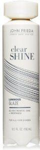 John Frieda Liquid Shine Clear Hair Glaze, 6.5 Fluid Ounce - http://womensfragrancesperfumes.com/beauty/hair-care/hair-color/john-frieda-liquid-shine-clear-hair-glaze-65-fluid-ounce-com/