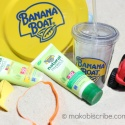 Summer Sun Safety Tips (101 Days of Summer Play Party) and Banana Boat Sweepstakes