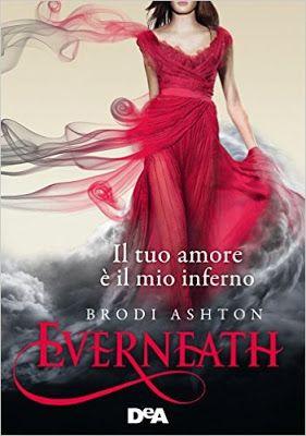 """Leggere Romanticamente e Fantasy: Anteprima """"Everneath"""" di Brodi Ashton"""