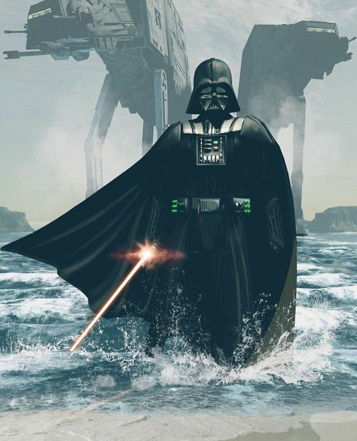 Darth Vader | Artist and Publication unknown please send credits info to Optimystique1