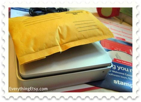 Easy shipping for Etsy sellers