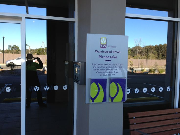 Cunneen Signs - Anglican Retirement Village Information Signage