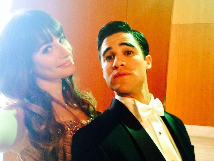 Lea & Darren.