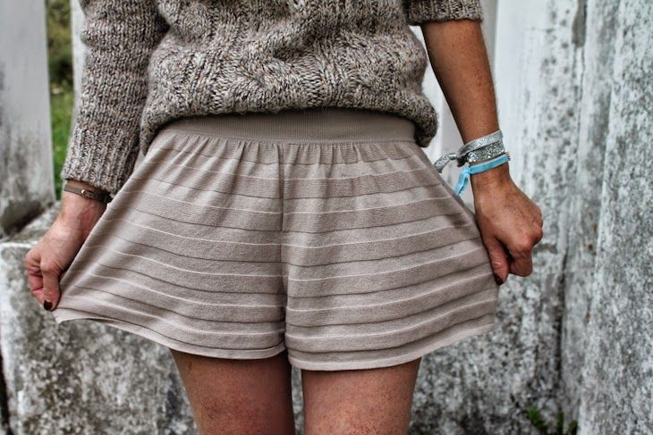 #pastel #colors #fashion #girl #kit #fall #shorts #bijoux #knitwear