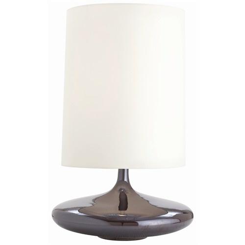 lamp #lamp: Flat Ceramic, Table Lamps, Ceramic Lamps, Raisin Luster, Lighting, Luster Flat, Ceramics, Flats, Jodi Raisin