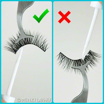 How to Apply Eyelash Glue