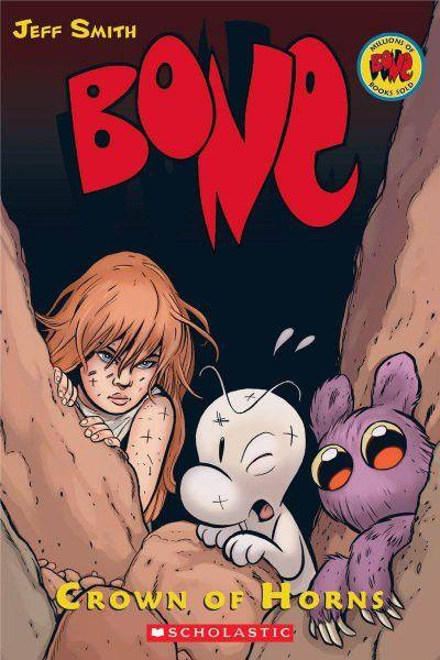 Bone 9: Crown of Horns (Bone)