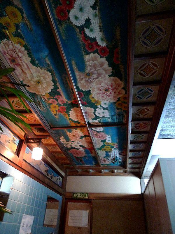 飛田新地 廓 百番(現 鯛よし百番) : 大阪の古建築