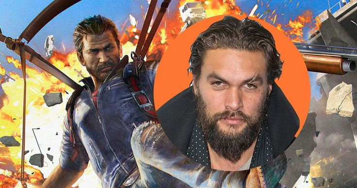Jason Momoa Joins Just Cause Video Game Adaptation -- Jason Momoa has signed on to play covert operative Rico Rodriguez in the long-awaited video game adaptation Just Cause for director Brad Peyton. -- http://movieweb.com/just-cause-movie-cast-jason-momoa-adaptation/