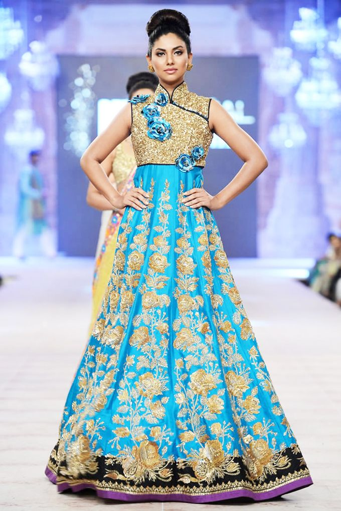 New Barat Dresses Designs For Wedding Brides 2015-2016 |