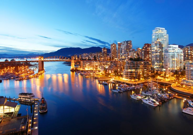 Beautiful Vancouver has been ranked as a top 10 world city for students! #QSBestCities