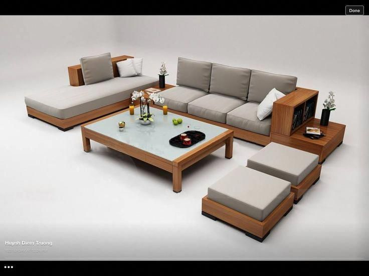 6 Of The Best Living Room Interior Design Trends For 2019 In 2020 Wooden Sofa Set Designs Wooden Sofa Designs Sofa Design