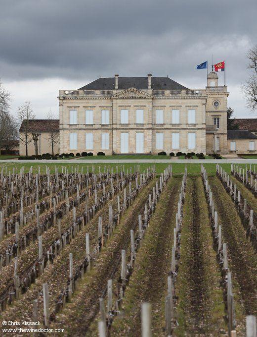Château Gruaud-Larose, April 2016