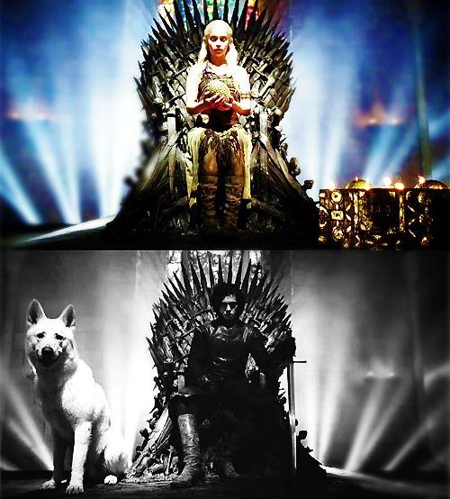 72 Besten Jon Snow Amp Khaleesi Daenerys Targaryen Bilder