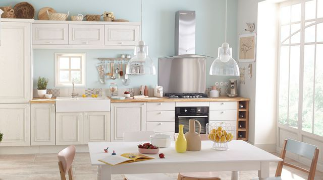 Les 25 meilleures id es de la cat gorie vieille chemin e - Repeindre vieille cuisine ...