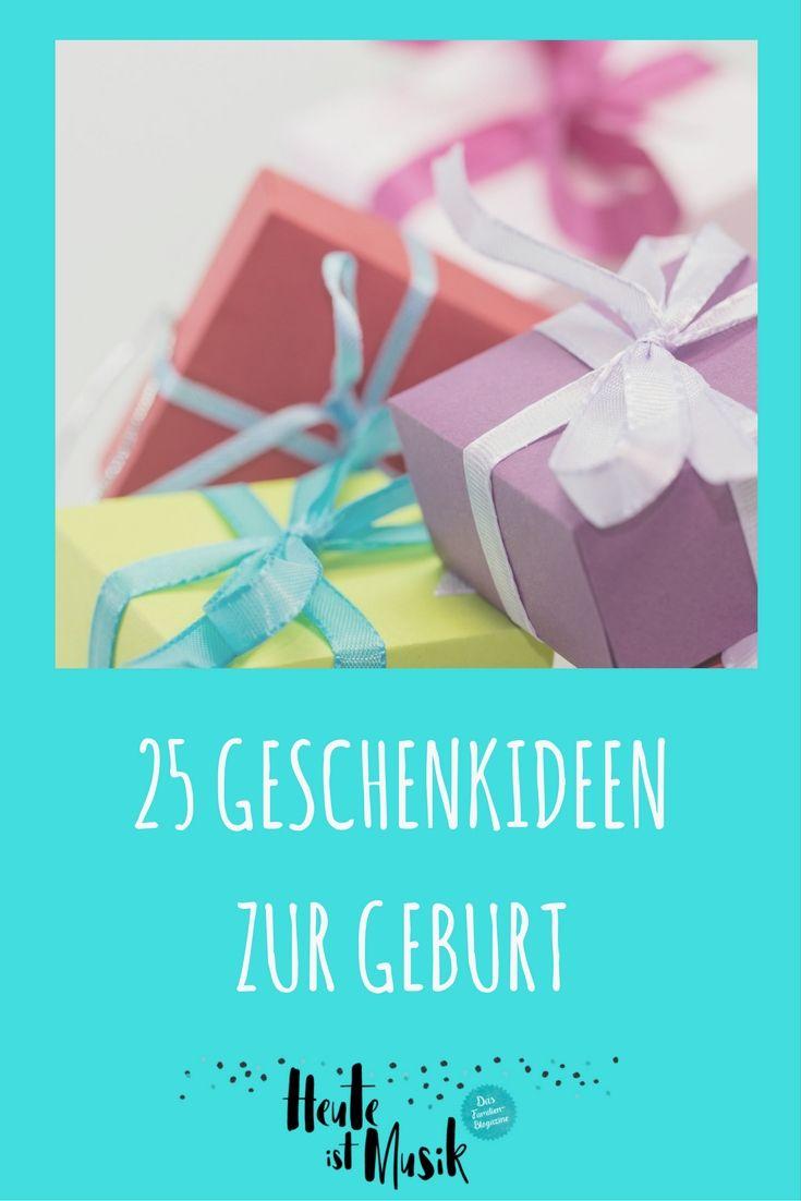 Ich habe die besten Geschenkideen zur Geburt gesammelt: Besondere Dinge, die die Eltern noch nicht haben und richtig viele schöne Sachen für Mütter und Babys