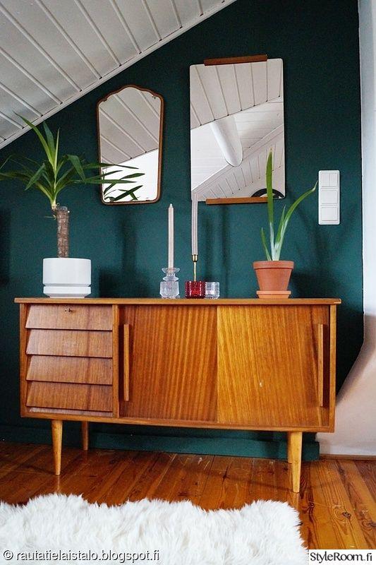 kierrätys,50-luku,retro,viherkasvit,yläkerta