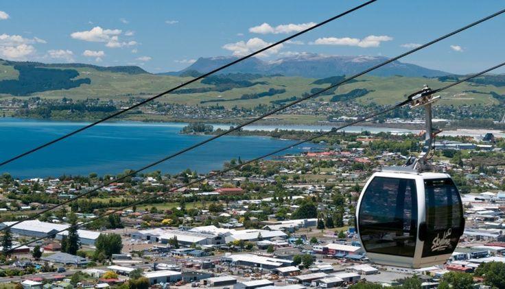 Skyline Gondola & Luge   Sudima Hotels