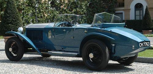 Rolls-Royce Phantom I Jarvis (1928)