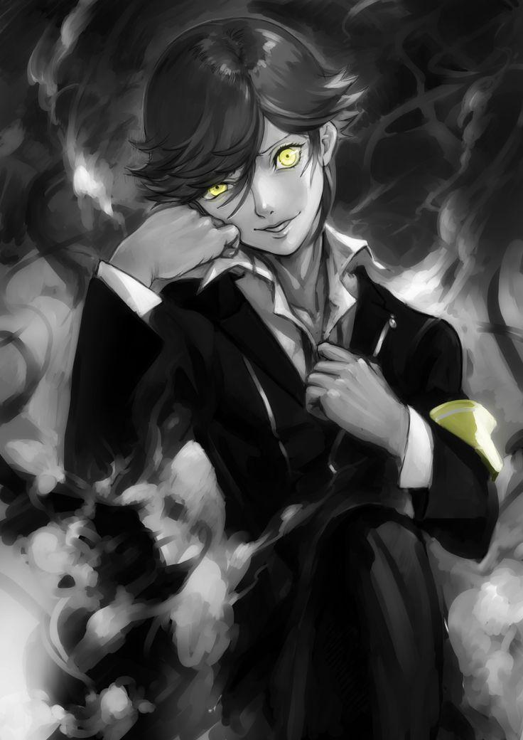 Ken Amada, Persona 3