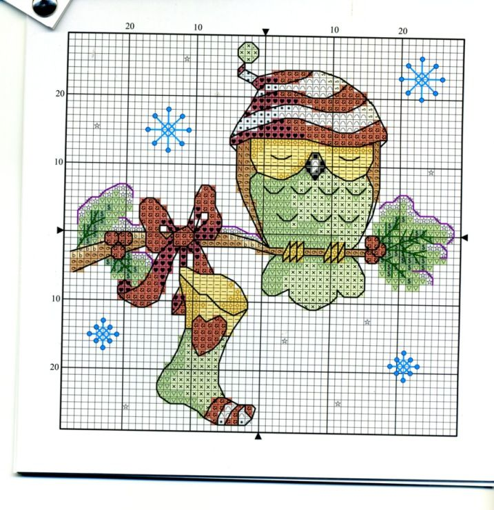 Gallery.ru / Фото #94 - Cross Stitch Crazy 197 - WhiteAngel