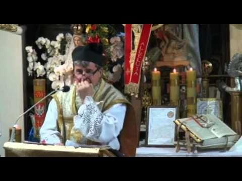 Ks. Natanek - Św. Siostra Faustyna wypowiada przed śmiercią ważne słowa