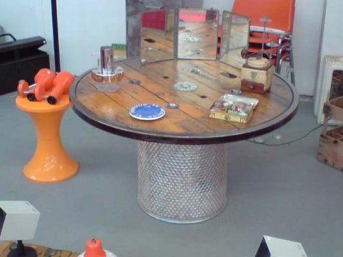 46 best images about touret bois on pinterest cable. Black Bedroom Furniture Sets. Home Design Ideas