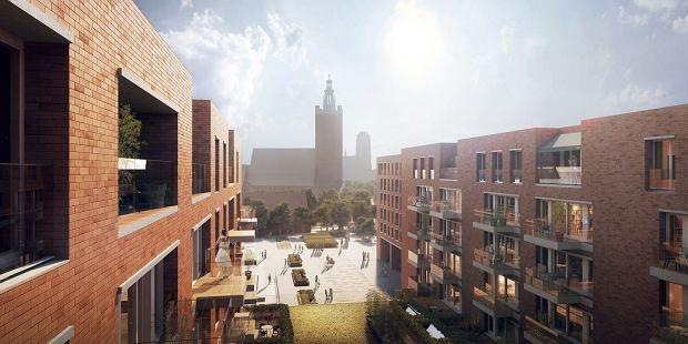 Zdjęcie numer 6 w galerii - Nowe osiedle od JEMS Architekci. Powtórzy sukces 19 dzielnicy?