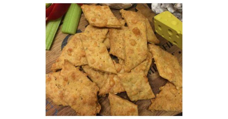 Käse Cracker