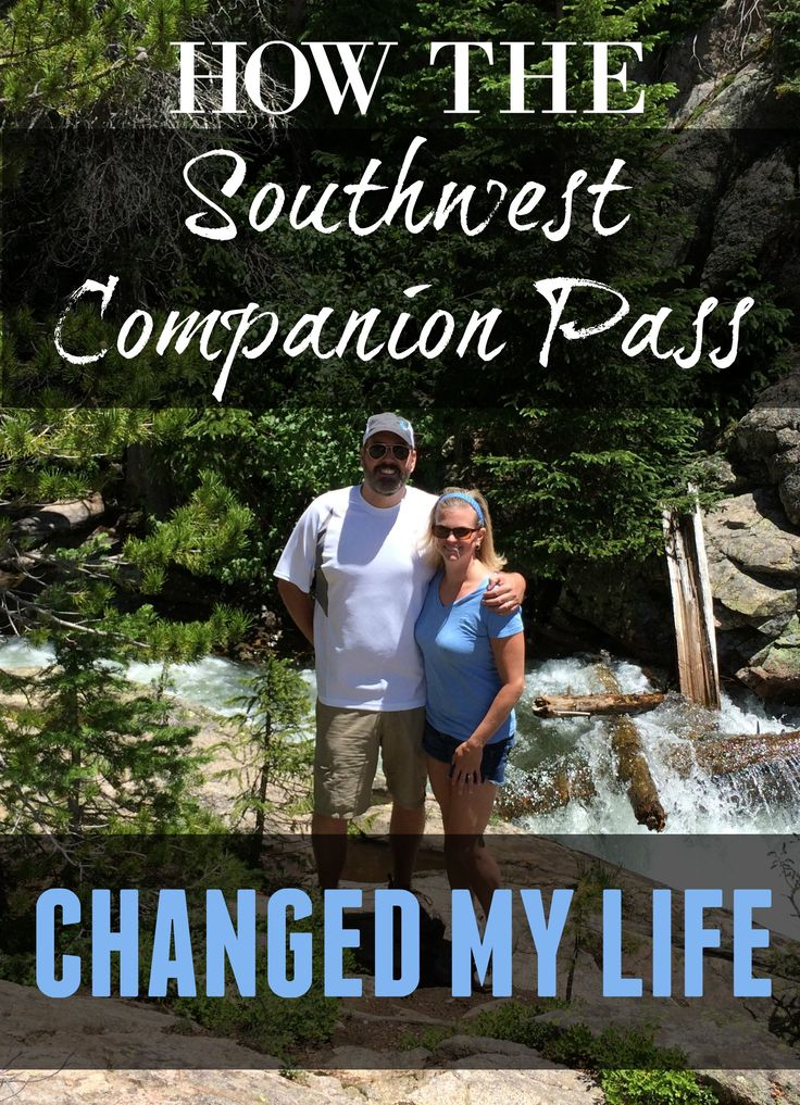 My family has gone to rarely traveling to traveling more than 6 times a year -- and our income hasn't changed at all. It's all because of the Southwest Companion Pass.