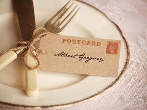 photo of Vintage Travel Wedding Inspiration