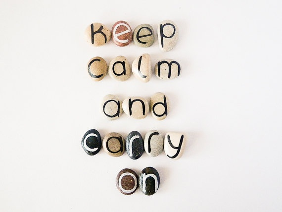 18 Magnets Custom Letters or Keep Calm and Carry by HappyEmotions: Magnets Beaches, 18 Magnets, Magnets Custom