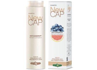 NewCap korpásodás elleni sampon, prebiotikumokkal, hialuronsavval. Szerelem első mosásra!