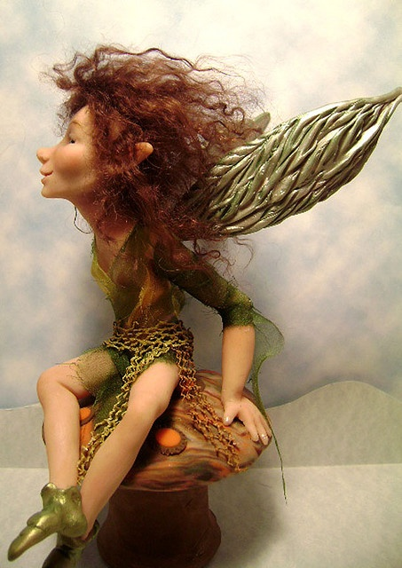 An Irish faerie