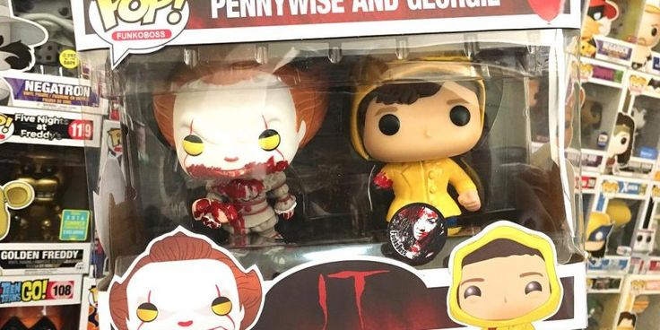 Funko Pop Quot Pennywise Crab Quot And More Coming Soon Funny